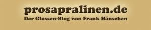 Der Glossen-Blog von Frank Hänschen