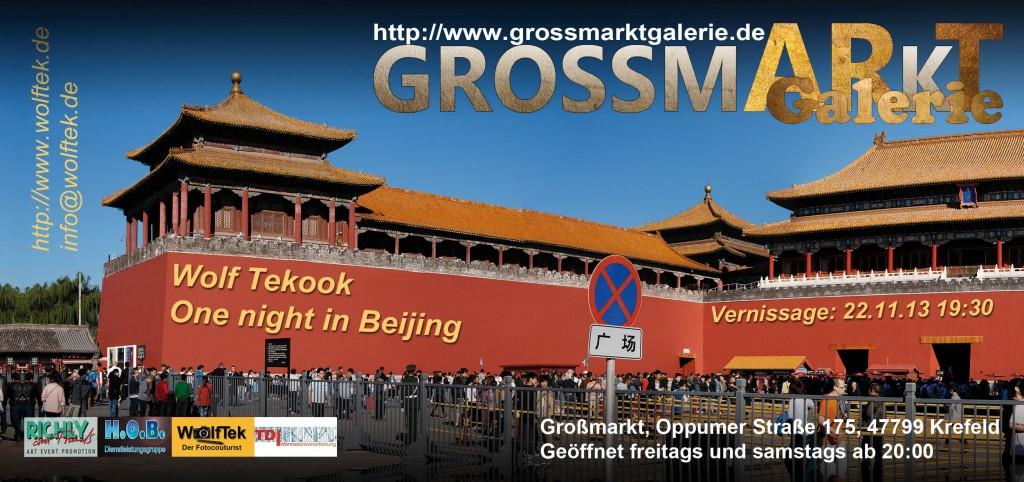 2013 - One night in Bejing